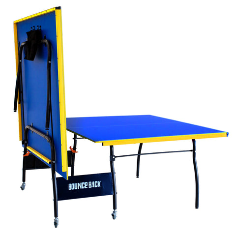 Hathaway Bounce Back 9ft Folding Ping Pong Table - Game Tables
