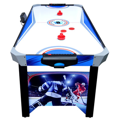 Hathaway Warrior 5ft Air Hockey Table - Gaming Blaze