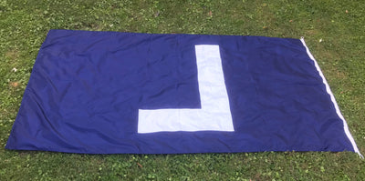 "Wrigley Field ""L"" Flag"