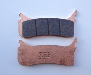 Beringer 1100R2 Racing Brake Pads