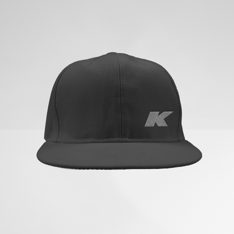 Klutch Industries Snapback Black Hat