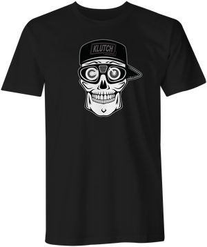 Klutch Industries Skull Tshirt