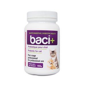 baci+ | Probiotics & prebiotics for cats of all ages