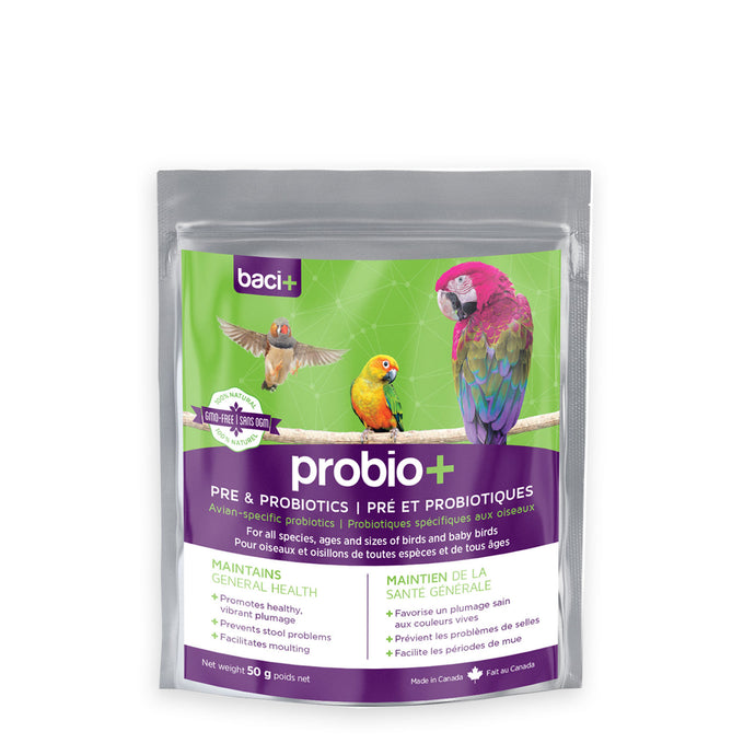probio + | Prebiotics and probiotics for birds