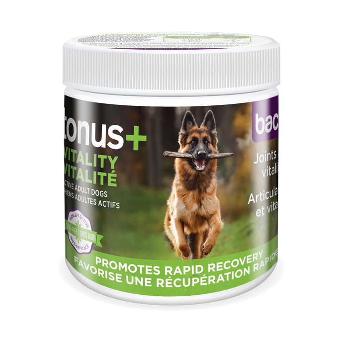 tonus + vitality | For active adult dogs - 250 g