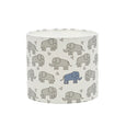 Elephants Lampshade