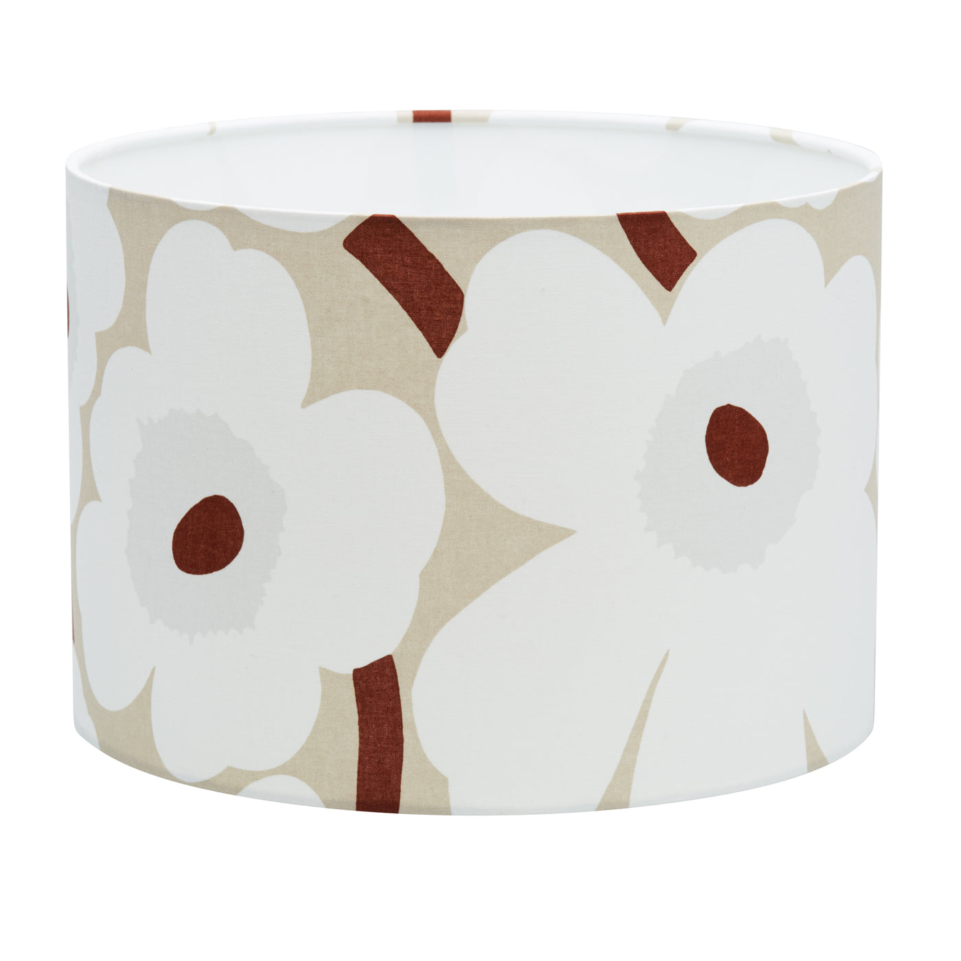 Natural Pieni Unikko Lampshade
