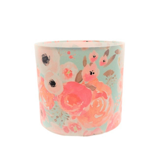 Floral Blush Lampshade