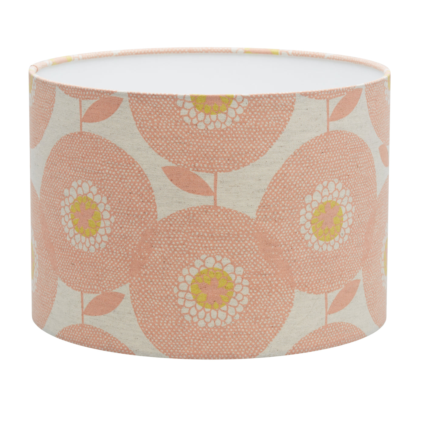 Pink Flower Fields Lampshade