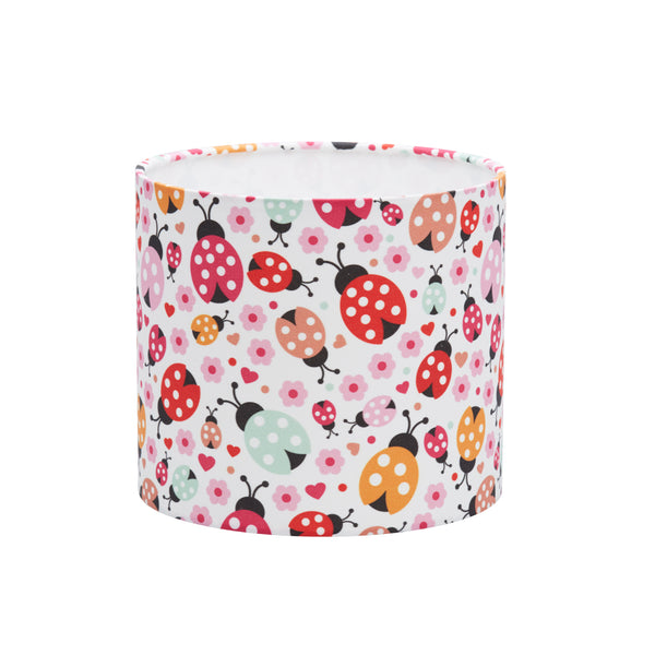 Ladybirds Lampshade