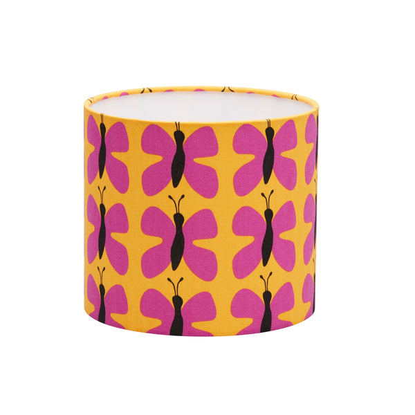 Fjaril (Butterflies) Lampshade