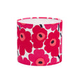 Red Pieni Unikko Lampshade