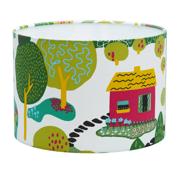 Forest Story Lampshade