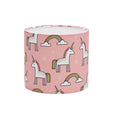 Unicorns & Rainbows Lampshade