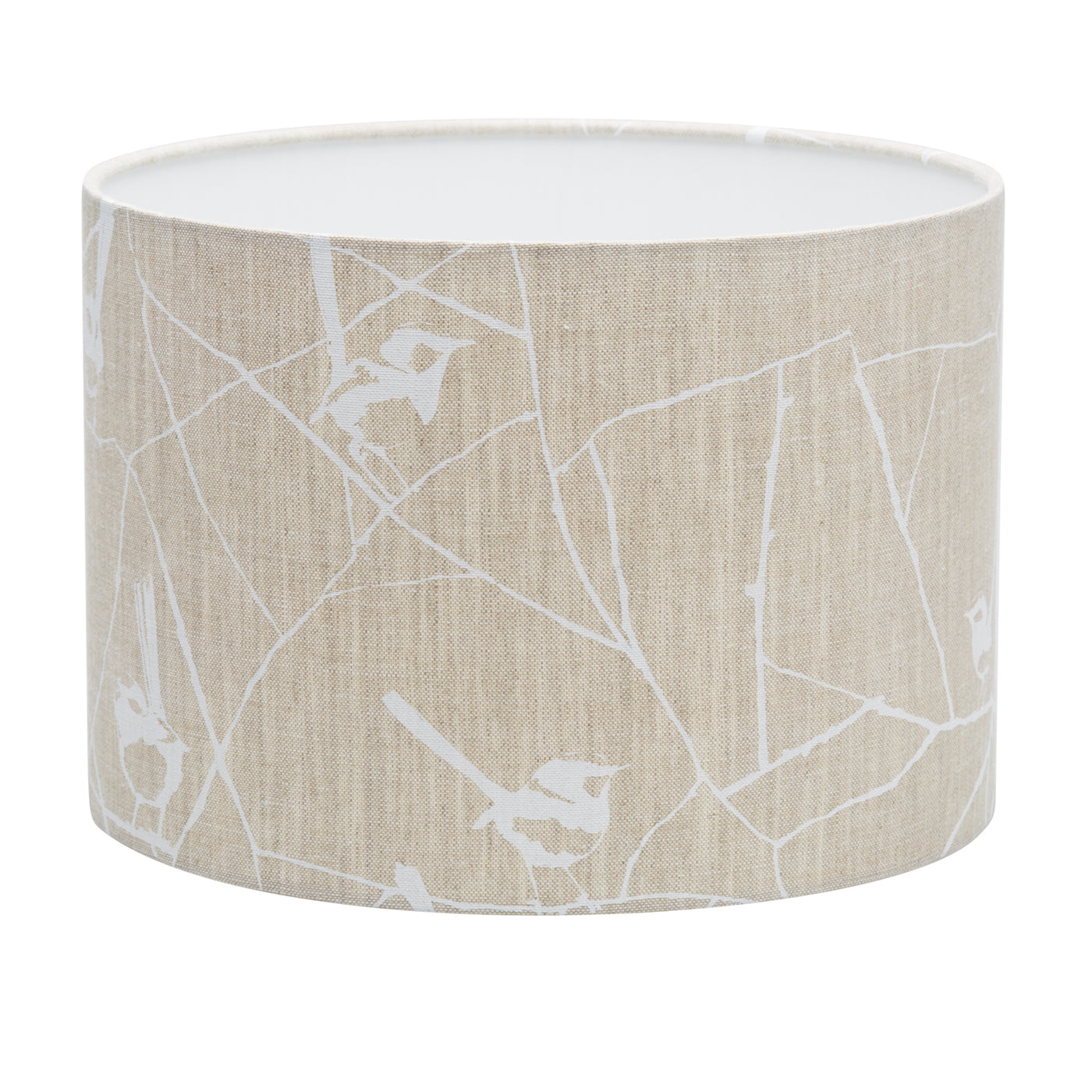 Wrens Linen Lampshade