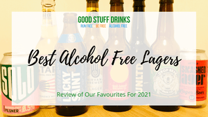 Best Tasting Alcohol-Free Lagers Reviewed - 2021