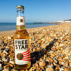 Freestar – A Bold Alcohol Free Beer