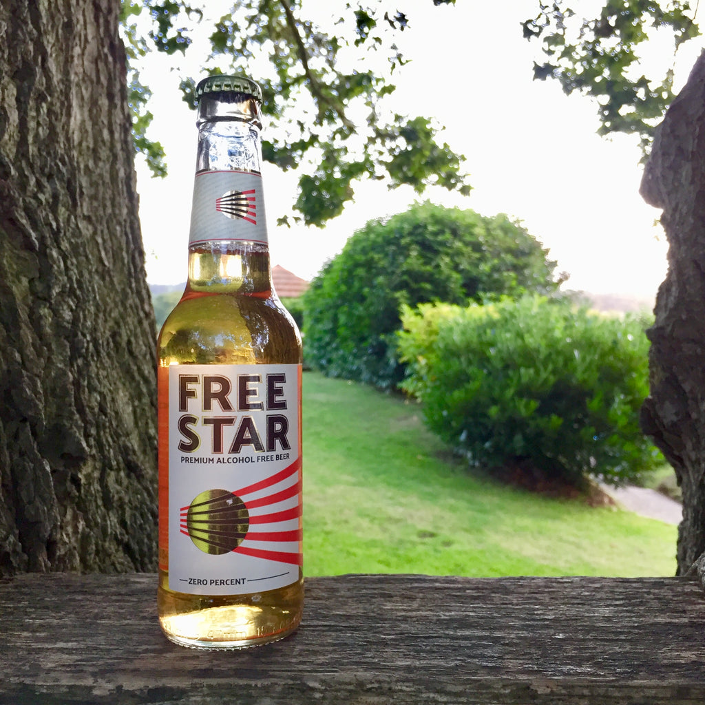Freestar – A Flavour Packed Alcohol Free Beer