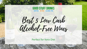 Best 5 Low Carb Non Alcoholic Wines - Perfect for the Keto Diet