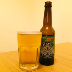 Drop Bear Beer Co New world Lager Best Tasting Low Alcohol Free Lager 2021 Good Stuff Drinks