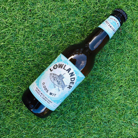 Favourite Alcohol Free Beers Grass Lowlander Wit 0.00%