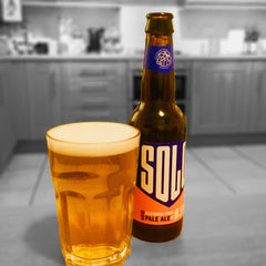 West Berkshire Brewery Solo Pale Ale 0.5% Alcohol Free Beer Good Stuff Drinks