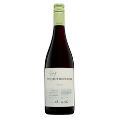 Best Low Calorie Alcohol Free Wines - Very Cautious One Shiraz
