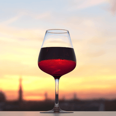 Non Alcoholic Wine Lowers Blood Pressure Sunset