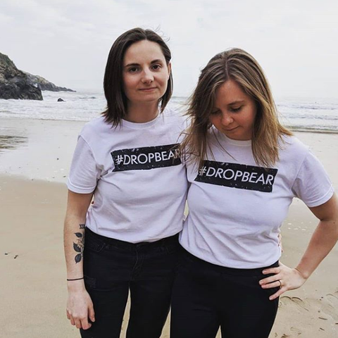 Sarah McNena Joelle Drummond Drop Bear Beer Co Founders