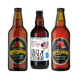 All fruit Cider Pack Good Stuff Drinks Alcohol Free Non Alcoholic Cider