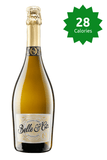 Belle & Co. Sparkling White 0% 750ml 28 calories Good Stuff Drinks Alcohol Free Non Alcoholic Sparkling White Wine Price £35.99