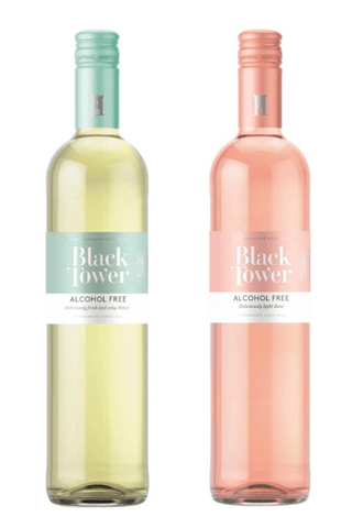Black Tower Deliciously Light Variety Pack Good Stuff Drinks White Rosé