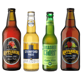 Alcohol Free Ciders Kopparberg Stowford Press Drynks Smashed Cider