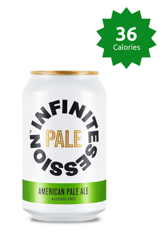 Infinite Session Pale Ale 0.5% - 330ml Can