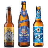 Alcohol Free Beer Post Workout beers Erdinger Alkoholfrei Isotonic 0.5% 500ml Krombacher Pilsner 330ml Drop Bear Bear Co Yuzu Pale Ale 0.4% Wheat Beer Calories Good Stuff Drinks