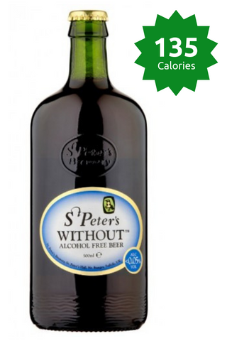 St. Peter's Without Original Alcohol Free Beer 0.0% - 500ml