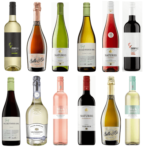 Ultimate Alcohol Free Wine Lovers Pack