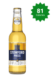 Westons Stoford Press 0.5% 81 calories Good Stuff Drinks Alcohol Free Non Alcoholic Cider Price £17.99