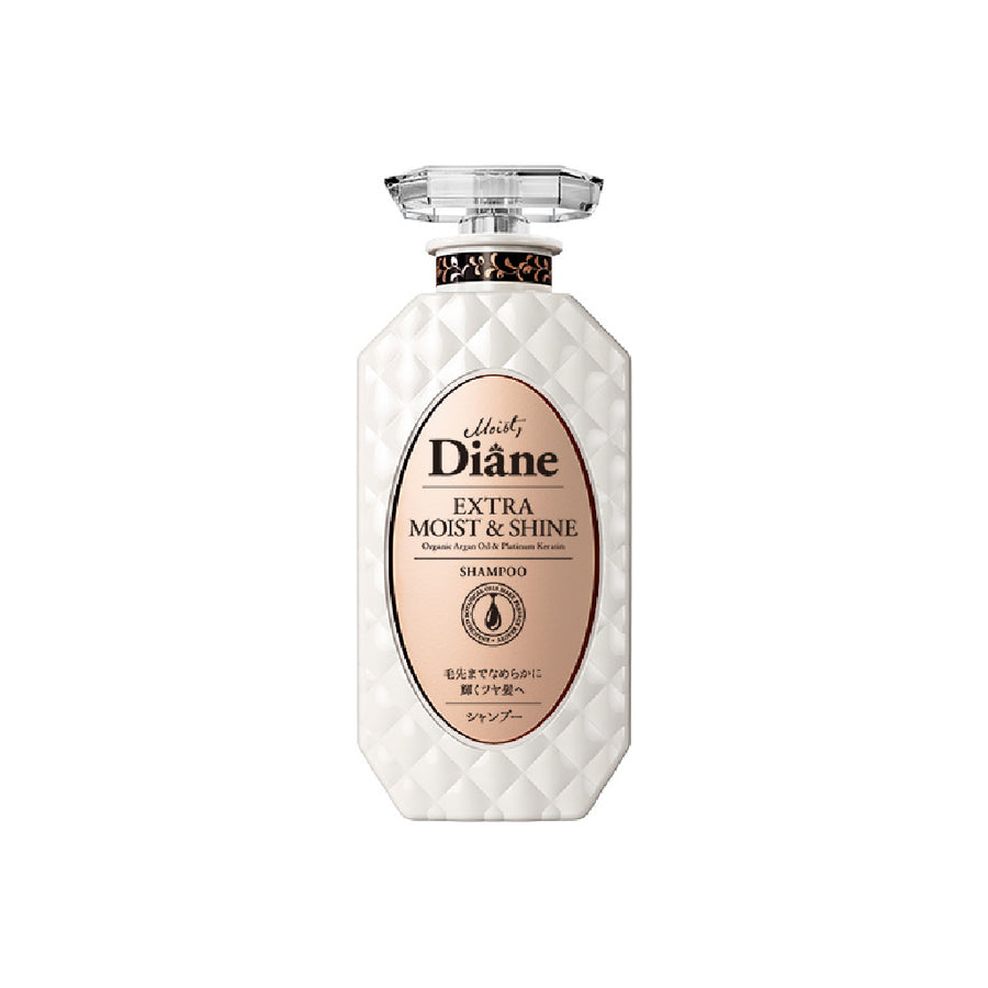 Moist Diane Perfect Beauty Extra Moist & Shine Shampoo 450ML