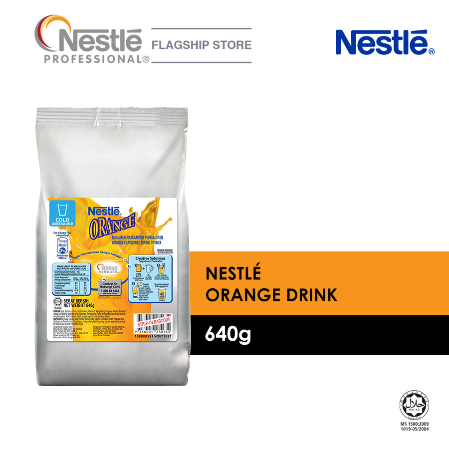 Nestle Orange Drink 640G