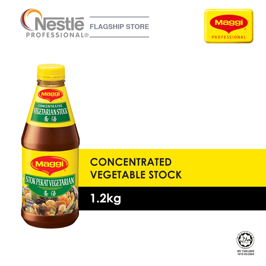 Maggi Concentrate Vegetable Stock 1.2KG