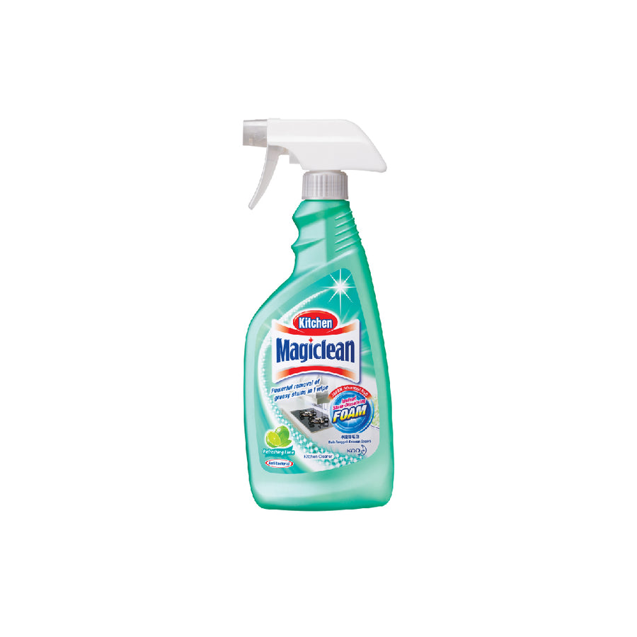 Magiclean Kitchen Cleaner Refreshing Lime Trigger 500ML
