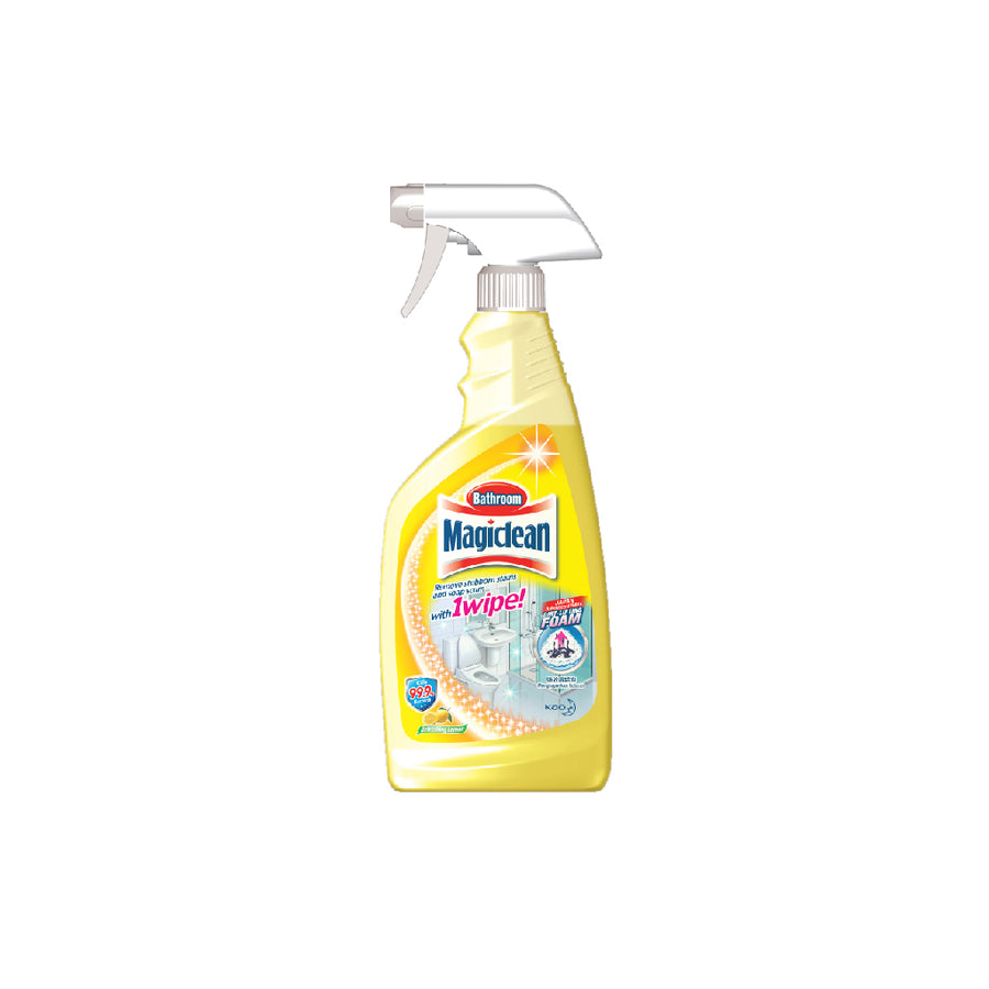 Magiclean Bathroom Cleaner Trigger 500ML