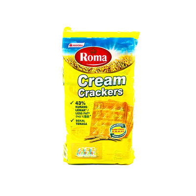 Roma Cream Cracker Biscuits 369g