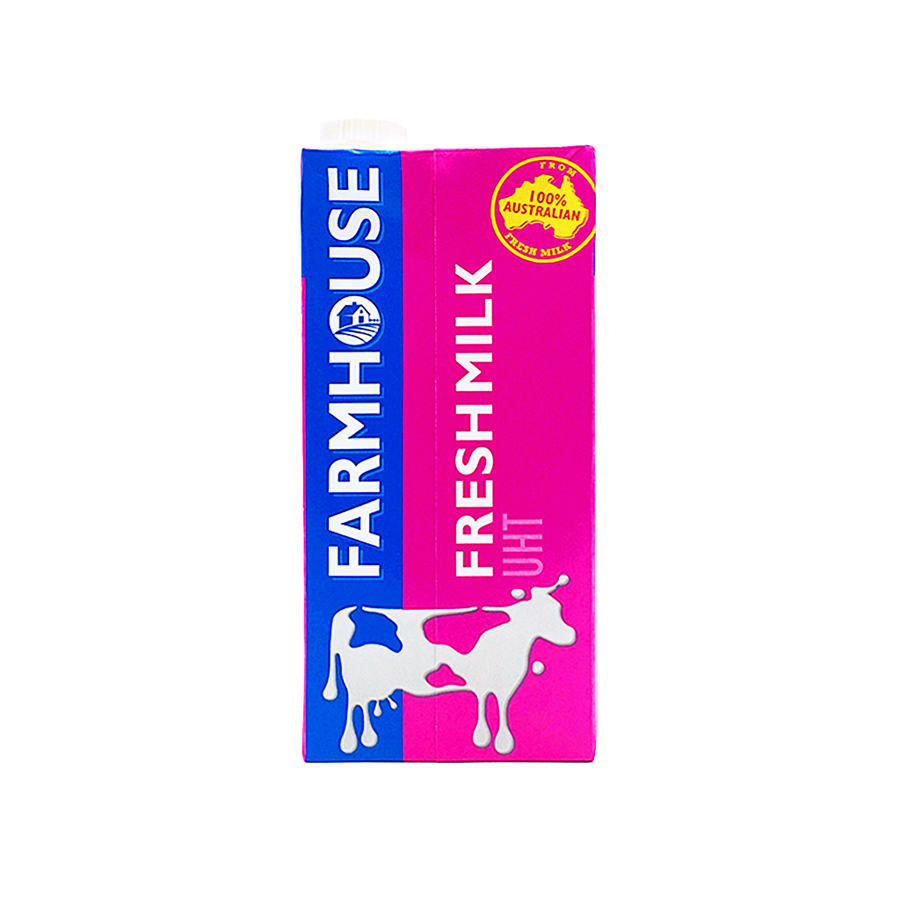 Farmhouse UHT Fresh Milk 1L