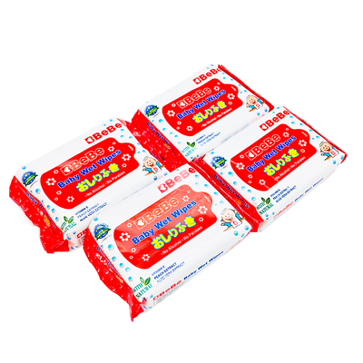 K203 Bebe Baby Wet Wipes 30's