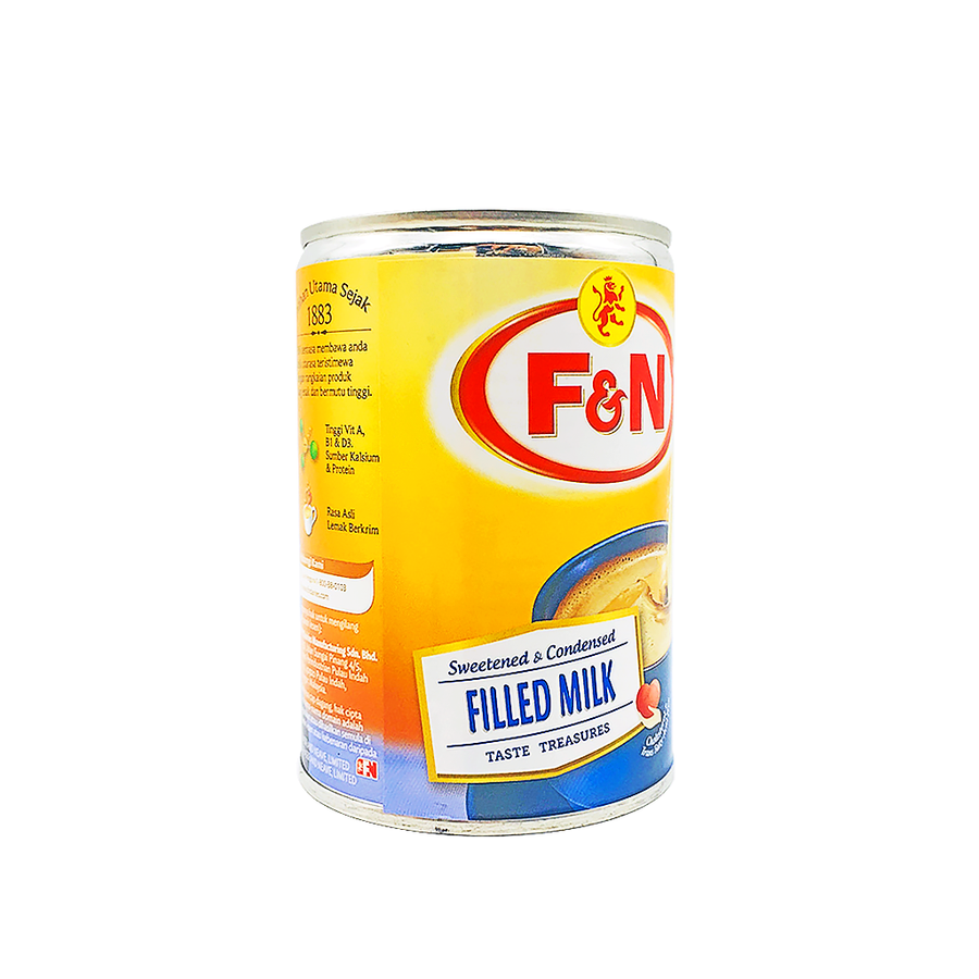 F&N Sweetened Condensed Filled Milk 500G