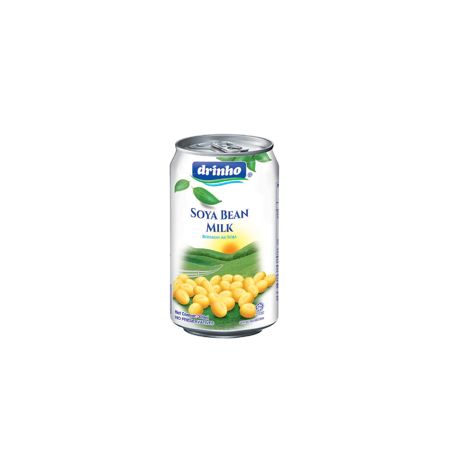Drinho Soya Bean Can 300ML
