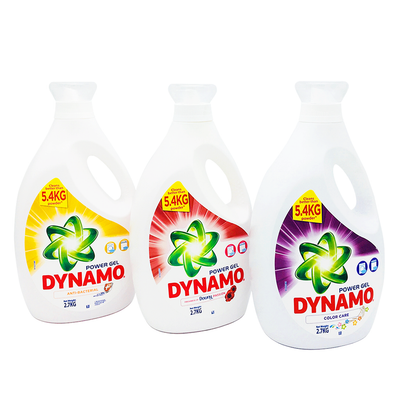 Dynamo Liquid Downy Passion 2.7Kg