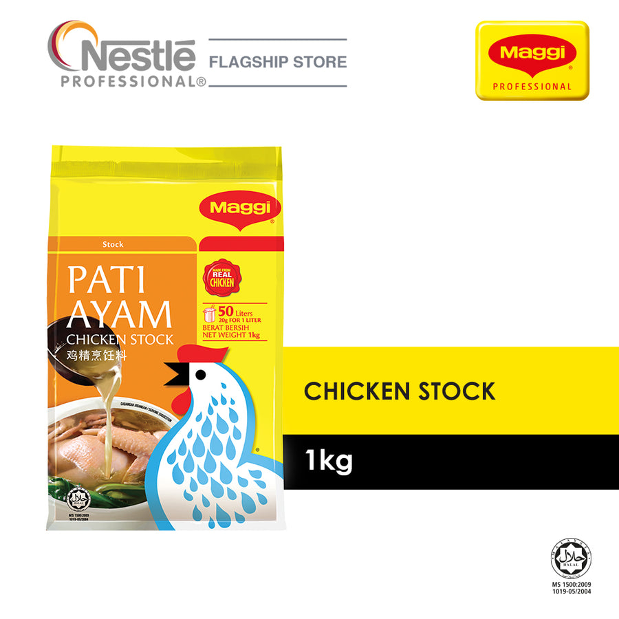 Maggi Chicken Stock 1KG